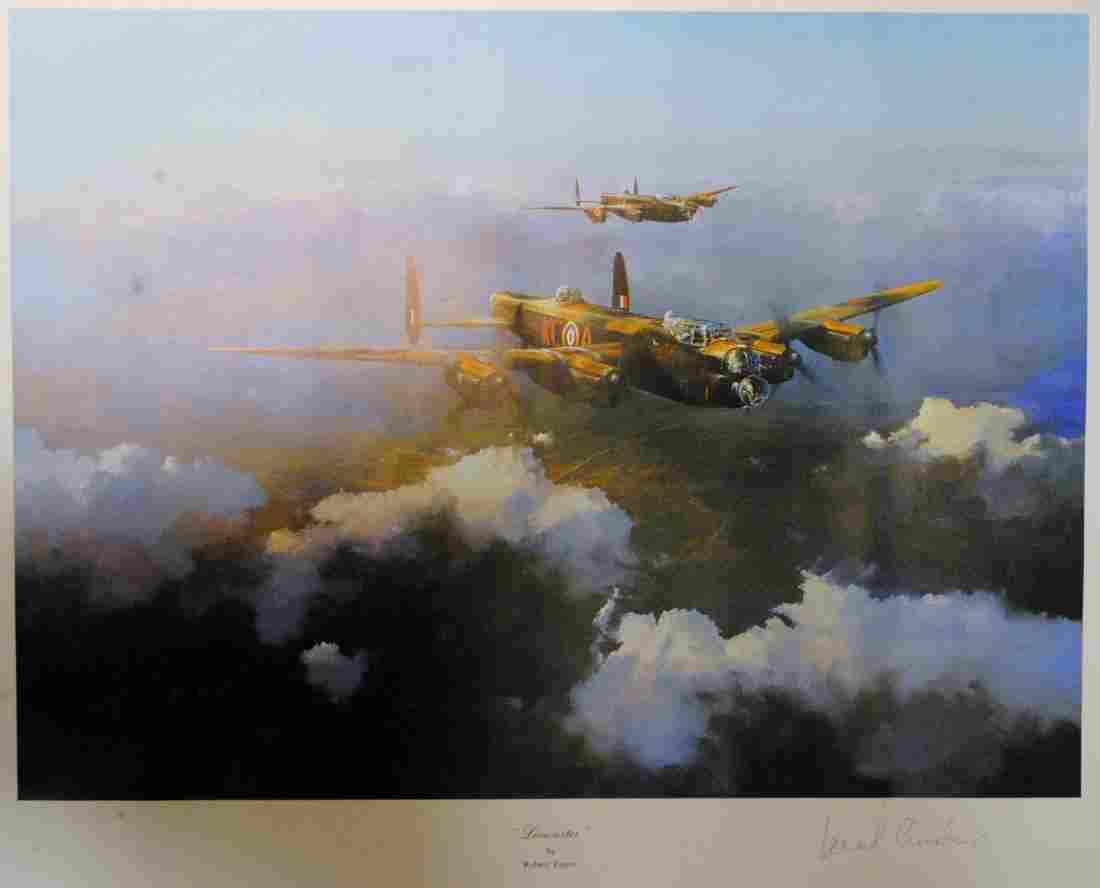 CHESHIRE LEONARD (1917-1992) British RAF Pilot of World