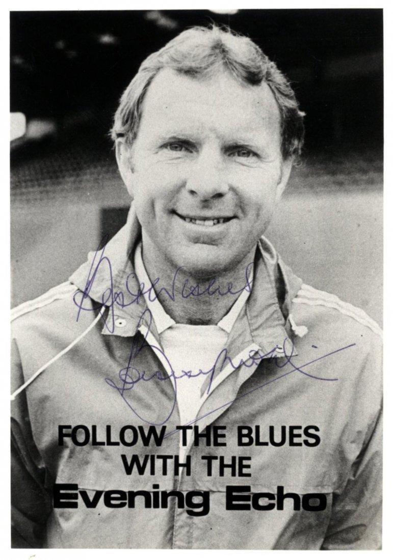 MOORE BOBBY: (1941-1993) English Footballer, Captain of