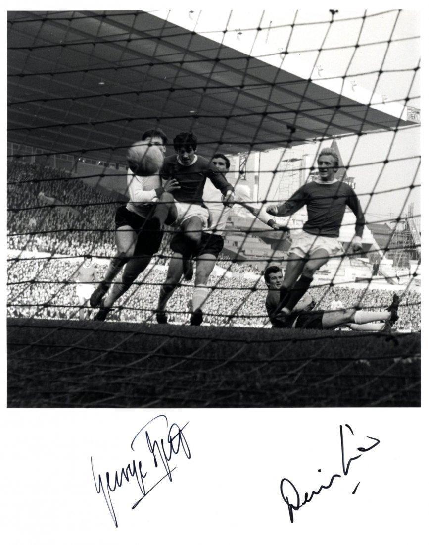 BEST GEORGE (1946-2005) Northern Ireland & Manchester
