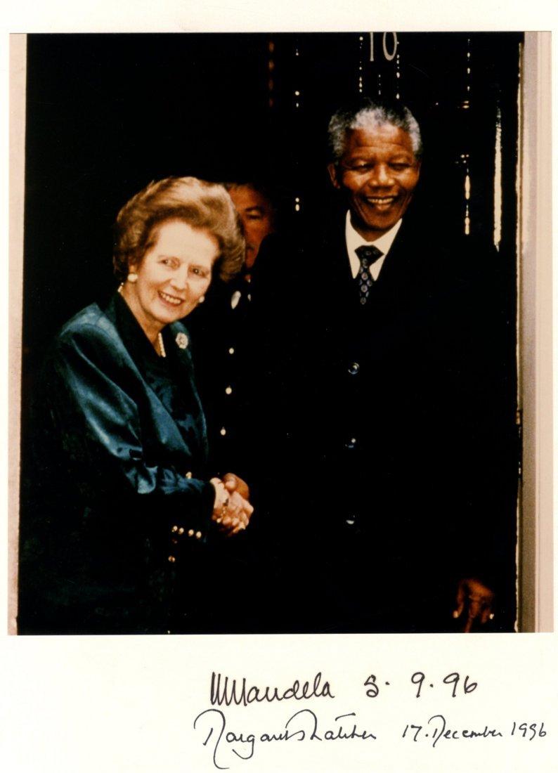 THATCHER MARGARET: (1925-2013) British Prime Minister