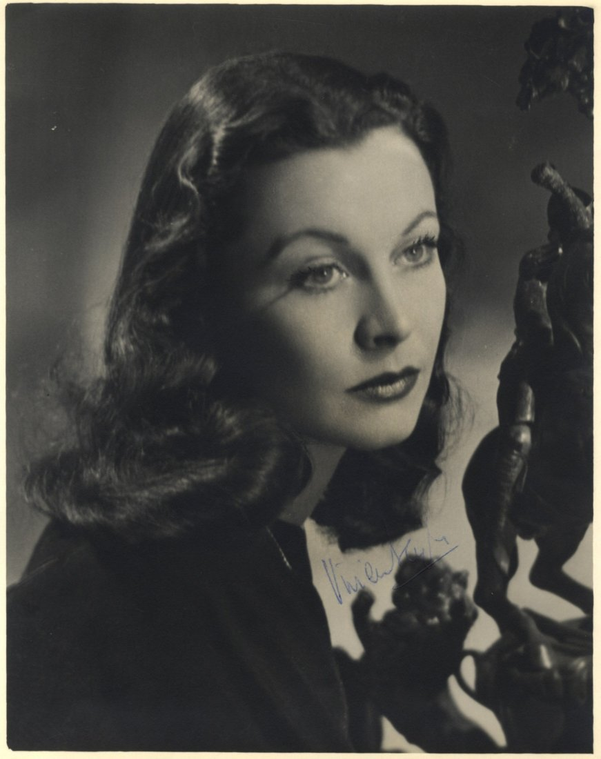 LEIGH VIVIEN: (1913-1967) English Actress, Academy