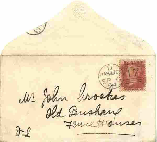 LIVINGSTONE DAVID: (1813-1873) Scottish Missionary &