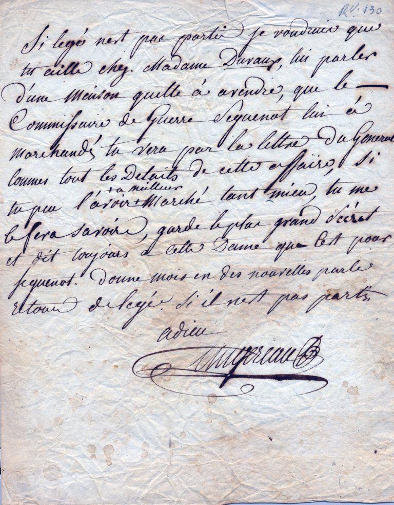AUGEREAU CHARLES PIERRE FRANÇOIS: (1757-1816) Marshal