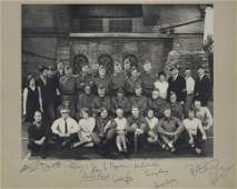 DADS ARMY An excellent vintage signed 185 x 16