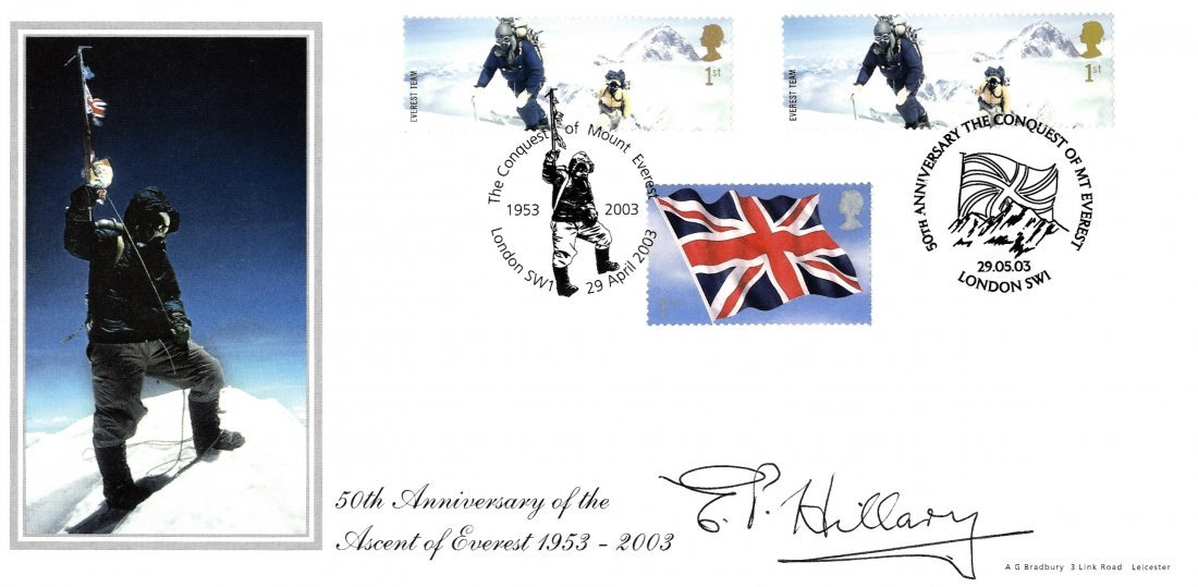 FIRST DAY COVERS: Small selection of individually