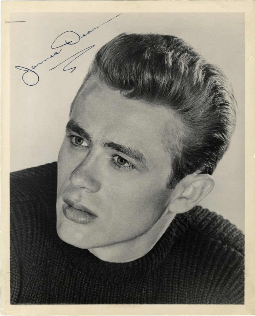DEAN JAMES: (1931-1955) American Actor. An excellent,