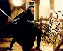 CINEMA: Selection of signed 8 x 10 photographs and
