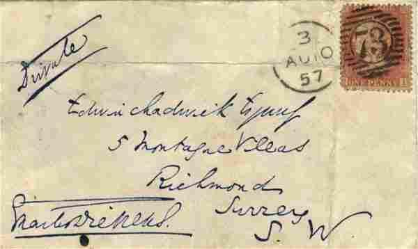 DICKENS CHARLES: (1812-1870) English Novelist. A good