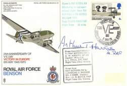 WORLD WAR II Arthur T Harris 18921984 British