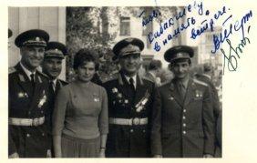 Tereshkova Valentina (1937- ) Russian Cosmonaut,
