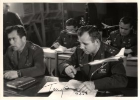 Gagarin Yuri: (1934-1968) Russian Cosmonaut, Pilot Of