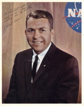 See Elliot: (1927-1966) American Astronaut, A Member Of