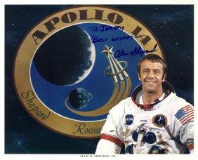 Apollo Xiv: Alan Shepard (1923-1998) American