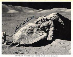 Schmitt Harrison: (1935- ) American Astronaut,