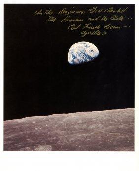Borman Frank: (1928- ) American Astronaut,