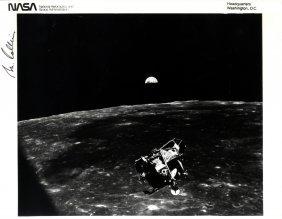 Collins Michael: (1930- ) American Astronaut, Command