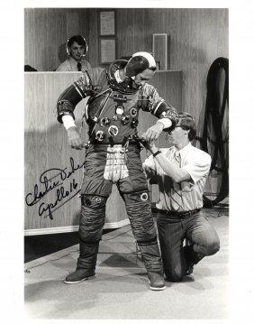 Duke Charles: (1935- ) American Astronaut, Lunar