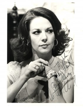 Wood Natalie: (1938-1981) American Actress. Signed And