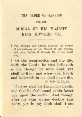 [edward Vii]: (1841-1910) King Of The United Kingdom