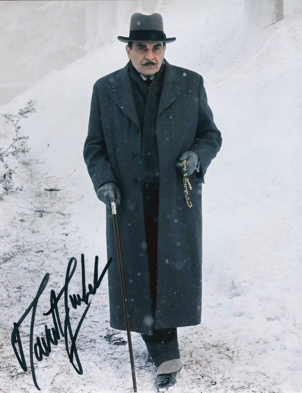 ACTORS: Selection of signed 8 x 10 photographs and