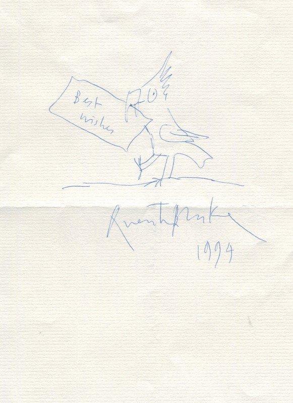 BLAKE QUENTIN: (1932-   ) English Illustrator and