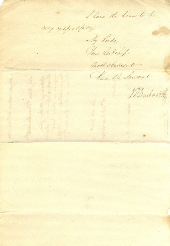 DUCKWORTH JOHN: (1748-1817) British Admiral who served - 3