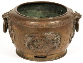Japanese Bronze Censer