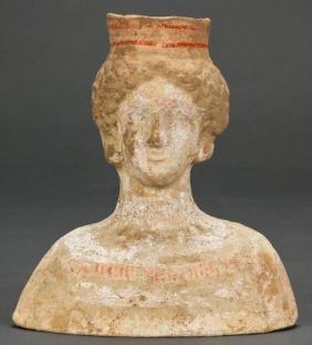 Hellenistic Terracotta Votive.
