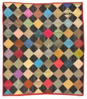 Antique American Patchwork Quilt