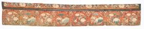 Antique Chinese K'ossu Tapestry Panel
