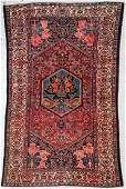 Antique Malayer Rug 43 x 67