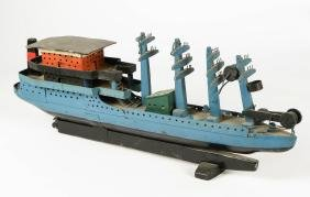 Ivory Coast Toy Boat