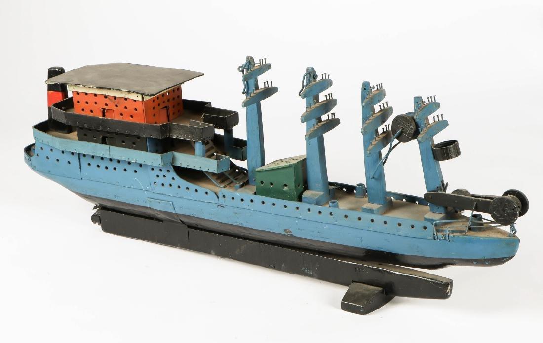 Ivory Coast Toy Boat