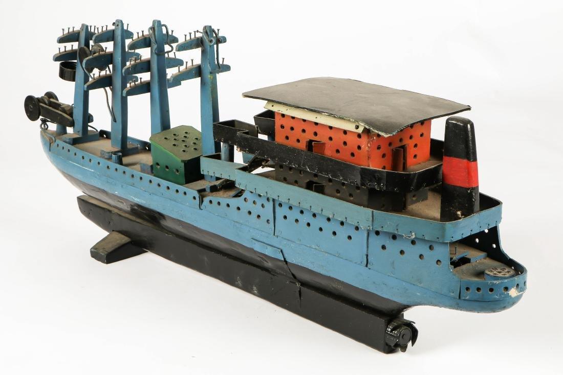Ivory Coast Toy Boat - 2