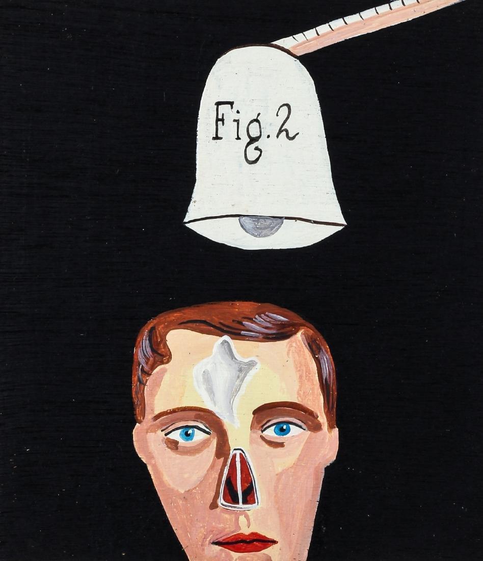"""Javier Mayoral (American, 20th c.) """"Fig. 2"""""""