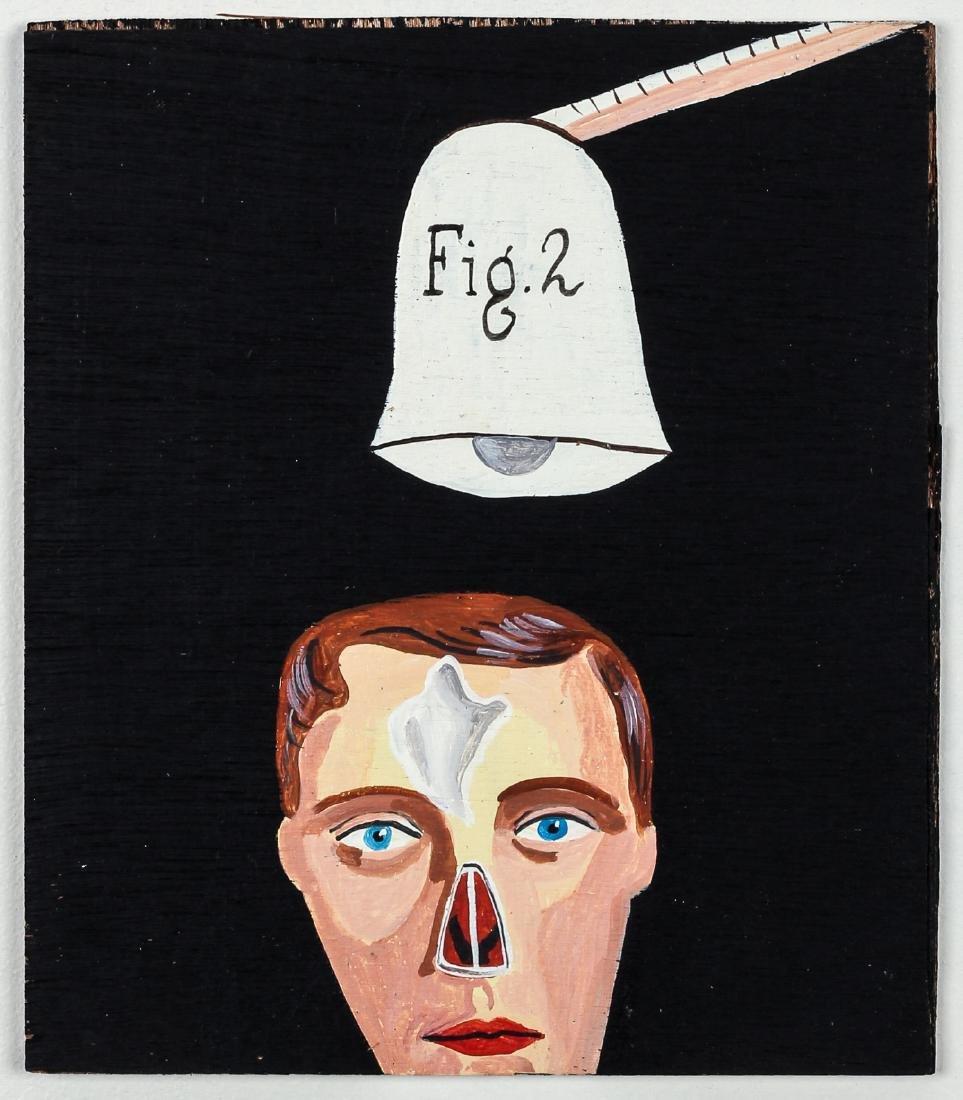 """Javier Mayoral (American, 20th c.) """"Fig. 2"""" - 2"""