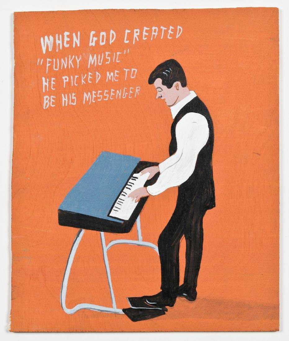 Javier Mayoral (American, 20th c.) When God Created - 2