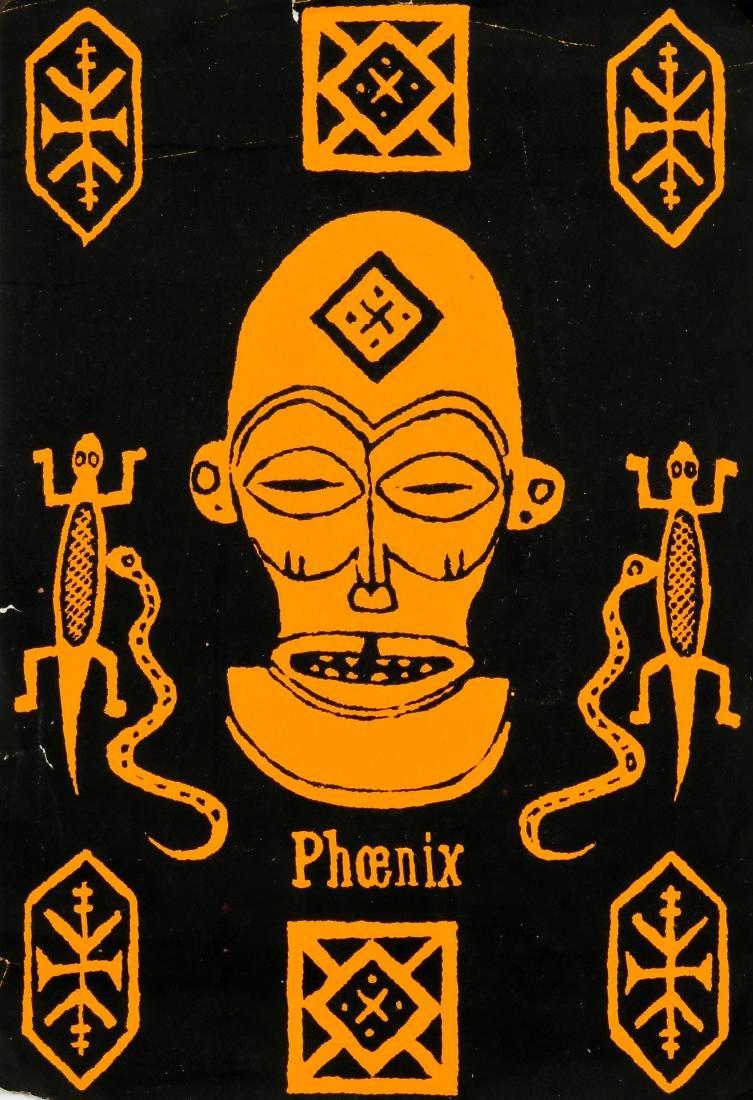 "Javier Mayoral (American, 20th c.) ""Pheonix"""