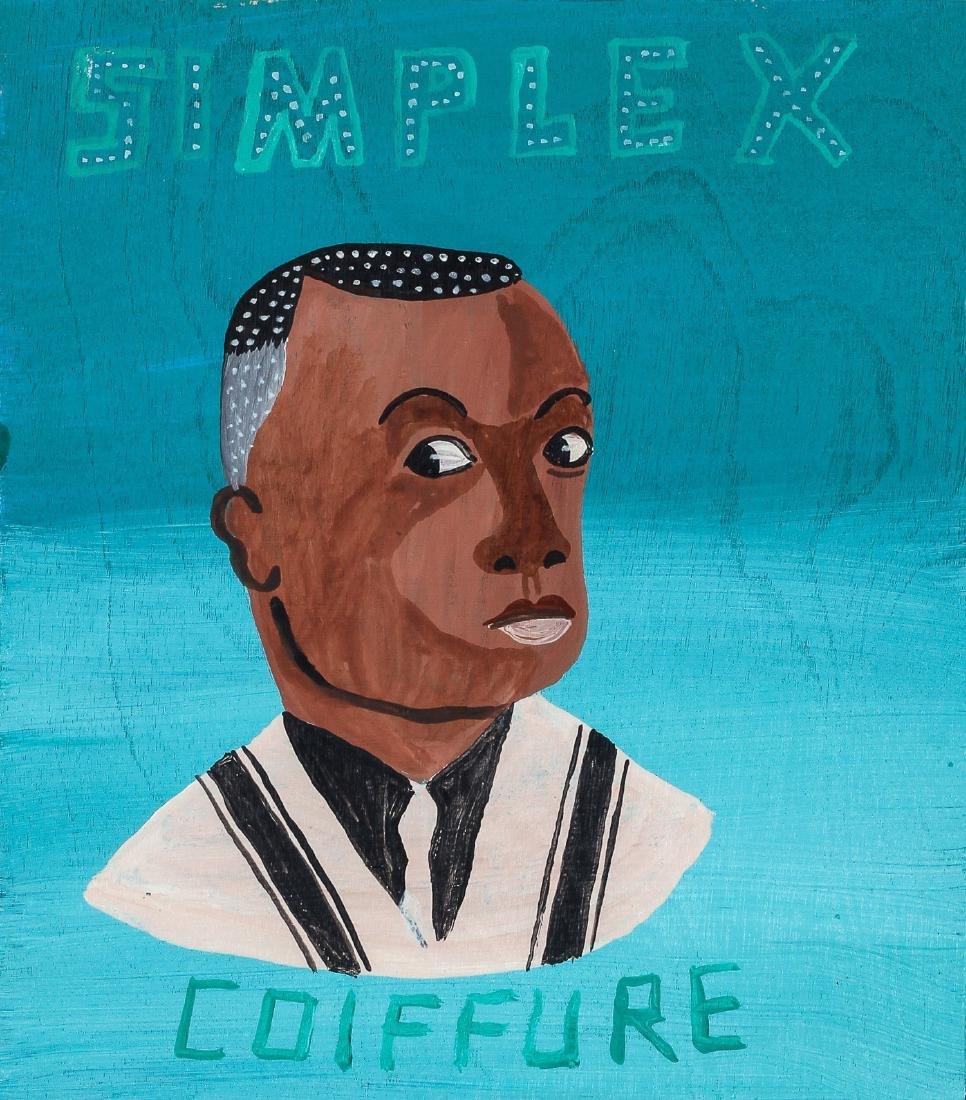 "Javier Mayoral (American, 20th c.) ""Simplex Coiffure"""