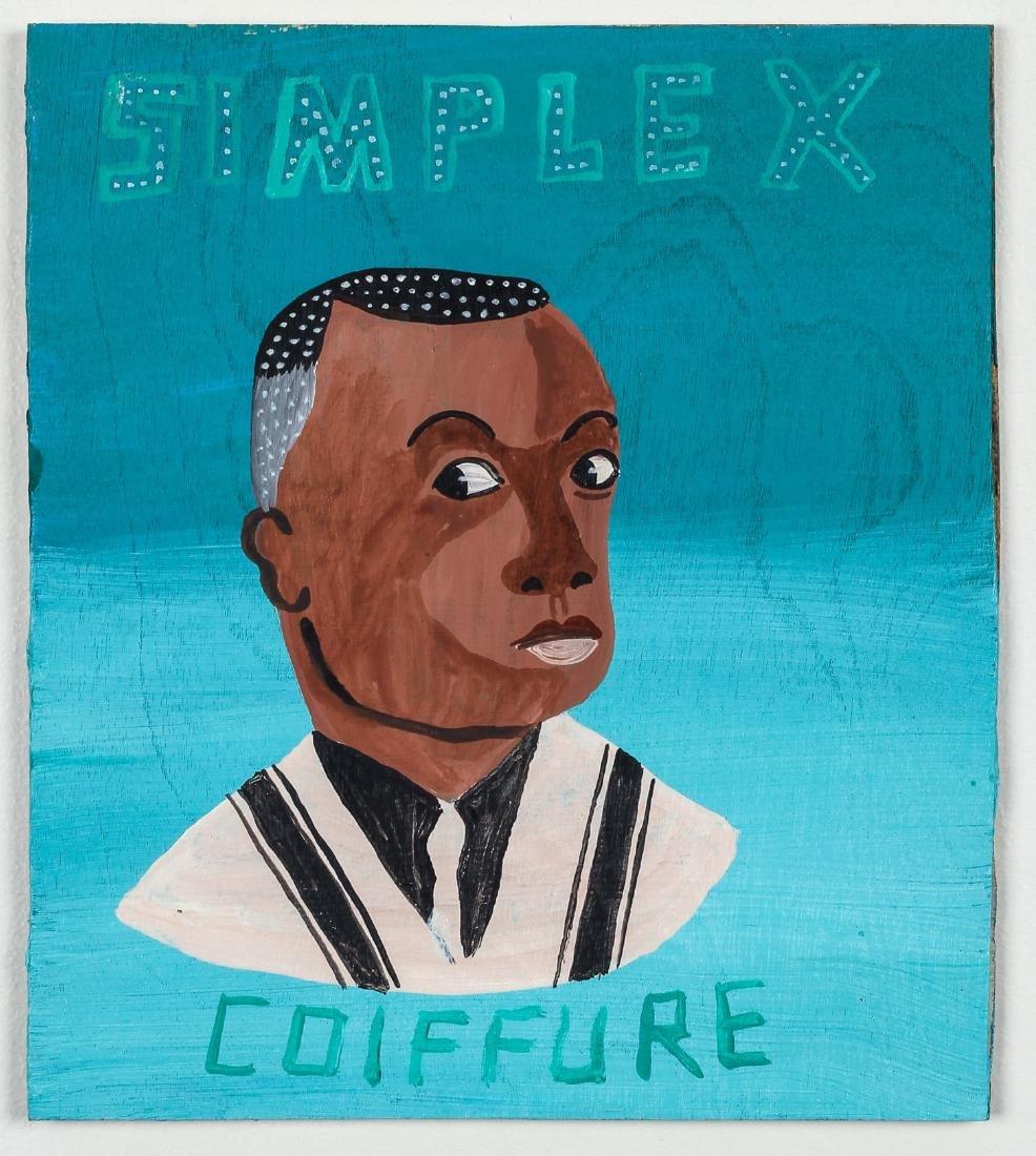 "Javier Mayoral (American, 20th c.) ""Simplex Coiffure"" - 2"