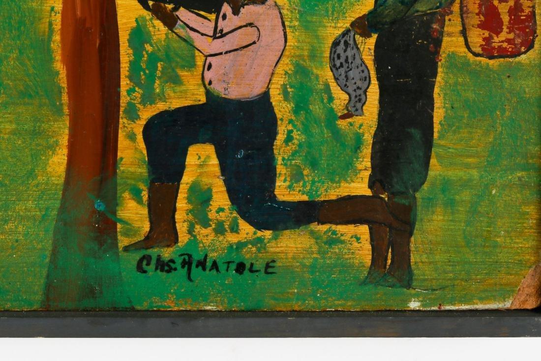 """Charles Anatole (1922-1979) """"La Chasse"""" - 4"""