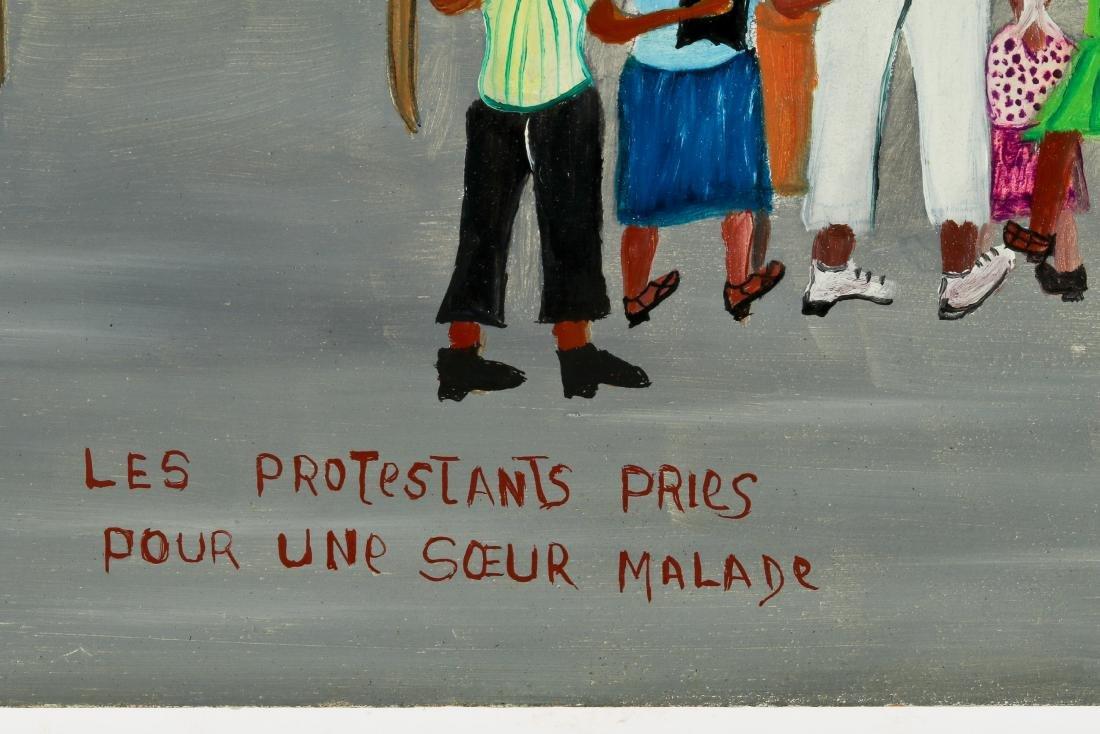 Etienne Chavannes (Haitian/Cap-Haïtien, b. 1939) - 3