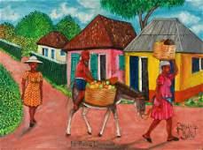 Faidherbe Altidort (Haitian/ Cap-Haïtien, 20th c.)