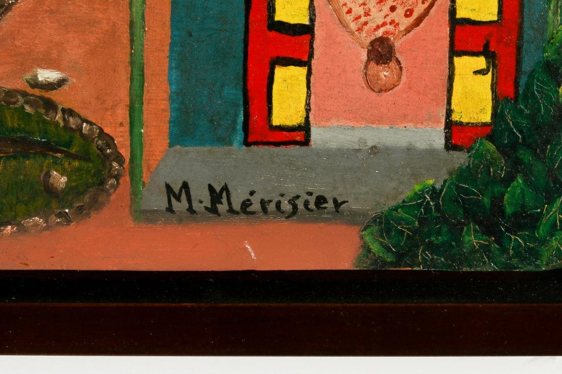 M. Merisier (Haitian, 20th c.) School Yard - 3