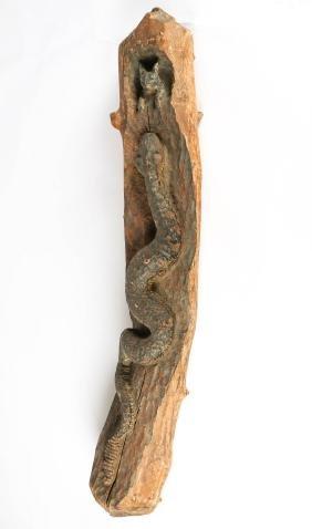 "Louis Emil ""Slingshot"" Hamm (American, 1896-1976) Snake"