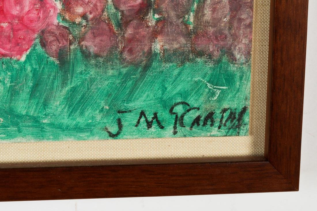 Justin McCarthy (1891-1977) International Flower Show, - 3