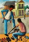Wilson Bigaud (Haitian/Port-au-Prince, 1931-2010) Self