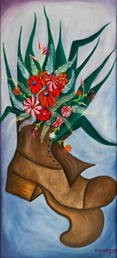 Murat Brierre (Haitian/Croix des Bouquets, 1938-1988)