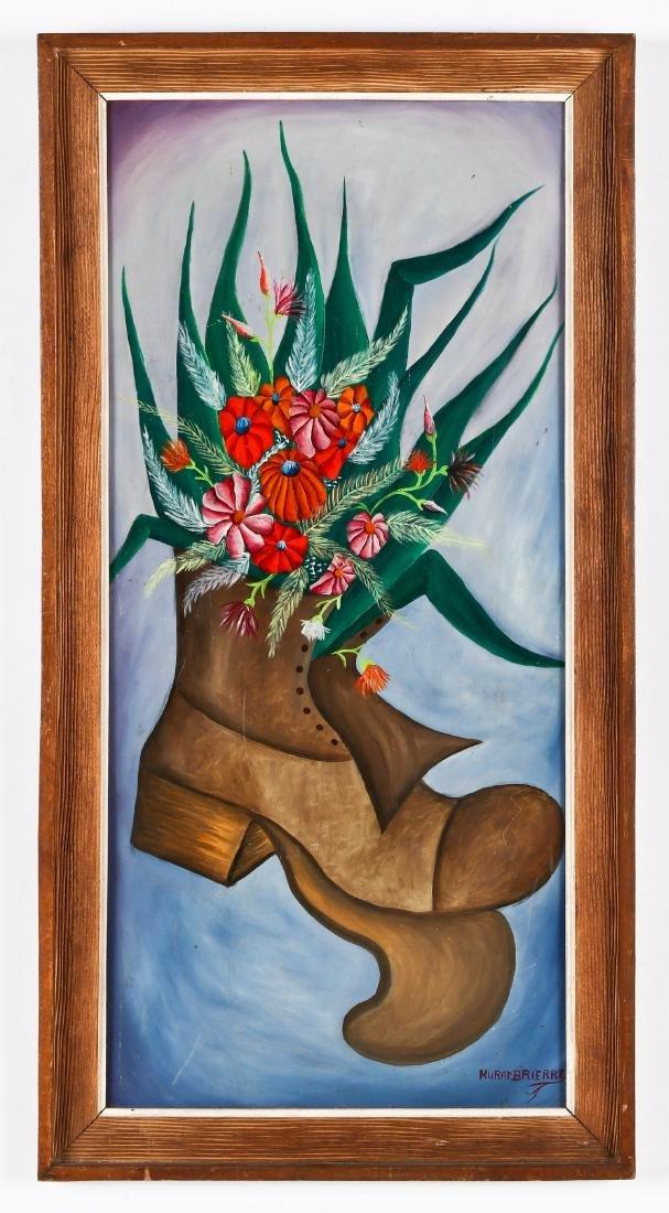 Murat Brierre (Haitian/Croix des Bouquets, 1938-1988) - 2