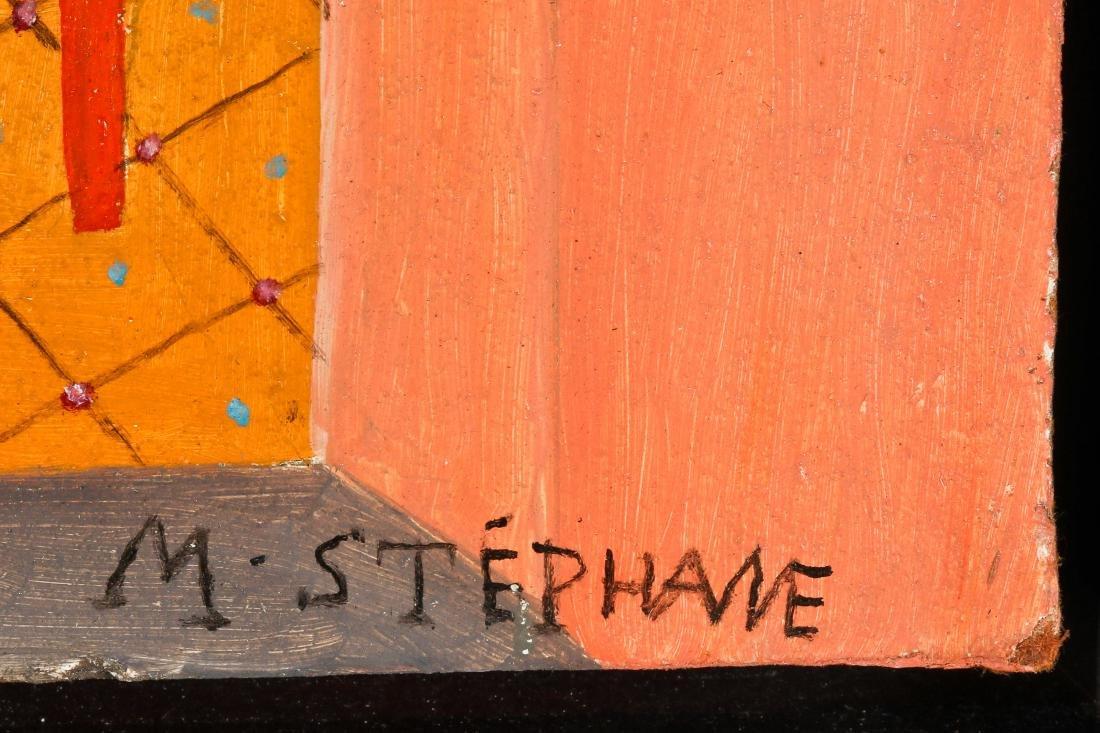 Micius Stéphane (1912-1996) Five Chairs - 3